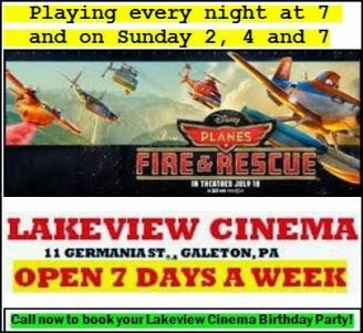Lakeview Cinema Now Playing
