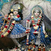 Sri Sri Radha Vrindavana Chandra - Gorgeous yet beautiful glimpses of Sri Krishna and Srimati RadhaRani