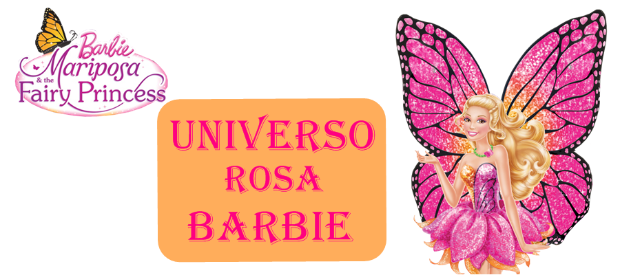 UNIVERSO ROSA BARBIE