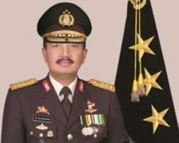Profil Biodata Karir Komisaris Jenderal Budi Gunawan