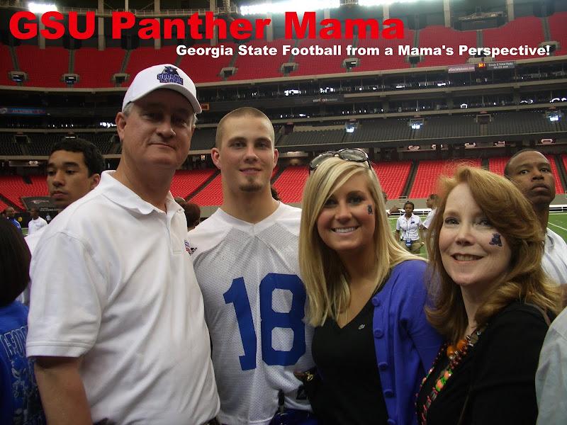 GSU Panther Mama