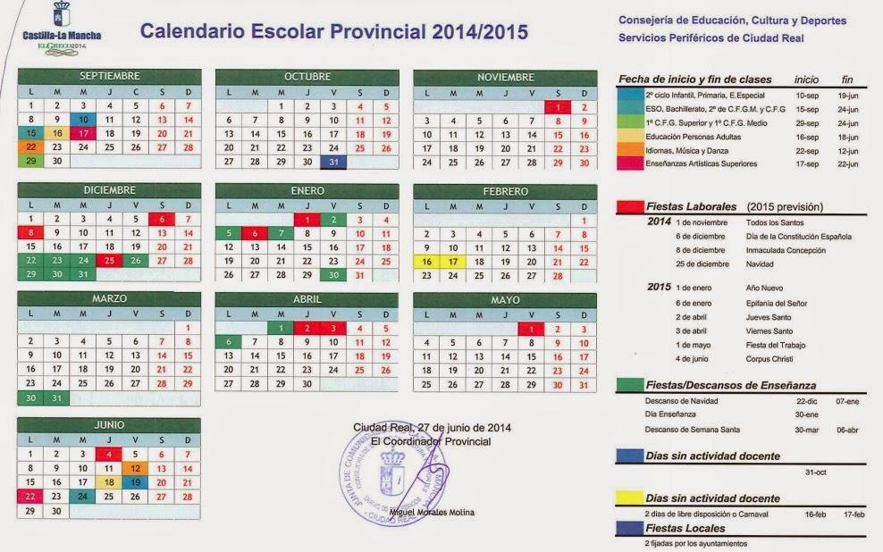 CURSO 2014-2015