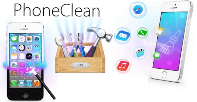 تطبيقات تنظيف وتسريع أجهزة ايفون
