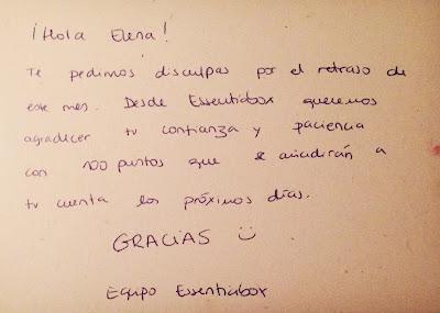 Essentia Box de Octubre de 2013. ¡Se les perdona el retraso!