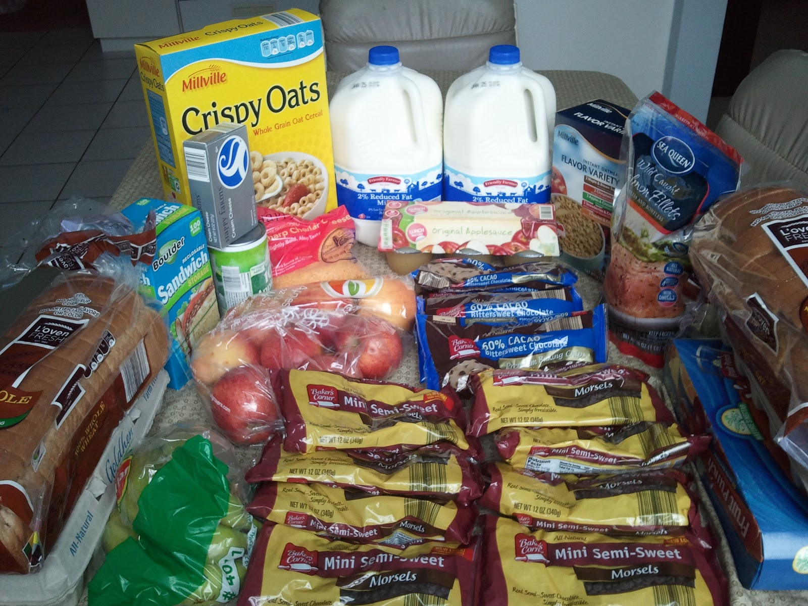 ALDI deals: Cheap chocolate chips | Frugal Follies
