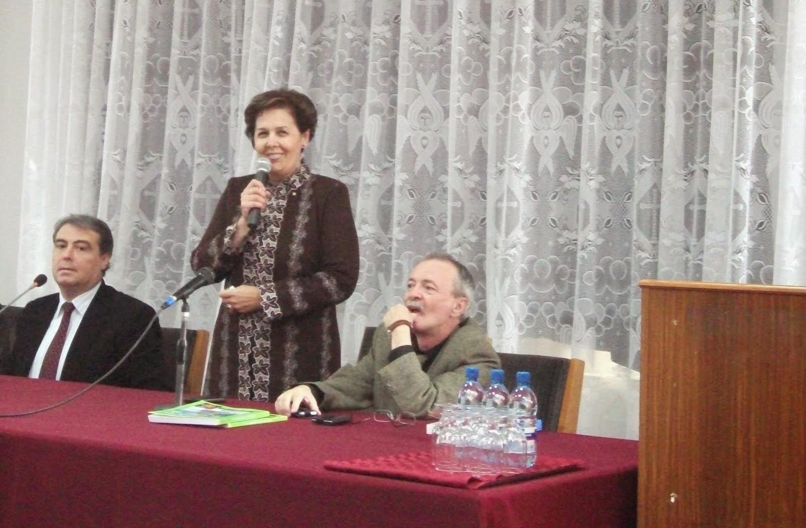 """Conferinţa """"România în sec. XX- Durău"""",16.05.2014.."""