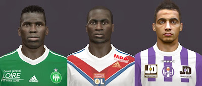 PES 2014 Ligue 1 Pack vol.1 by Footballmania