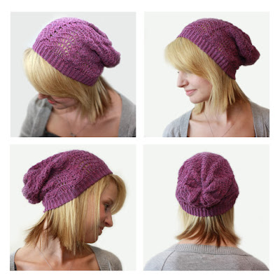 http://www.ravelry.com/patterns/library/feathers-and-fans-slouch