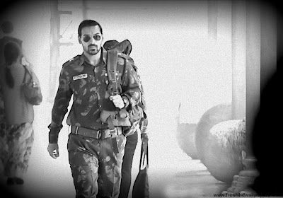 Madras Cafe - John Abraham In Army Dress
