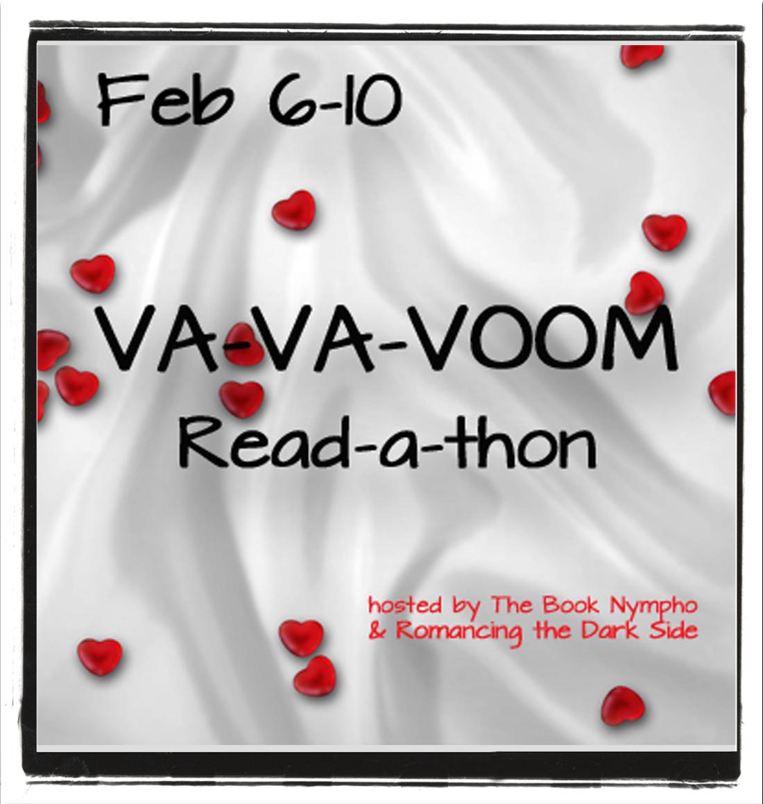 http://thebooknympho.com/2014/01/sign-up-va-va-voom-read-a-thon/