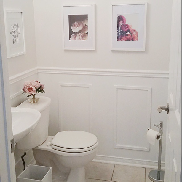 Gorgeous Real Life Bathrooms | Society Letters