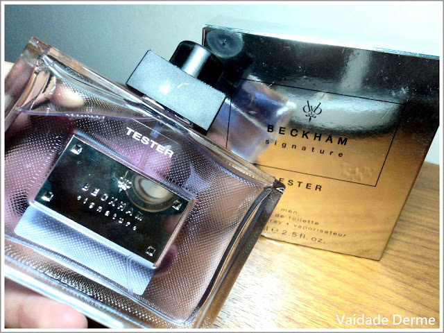 Perfume Beckham Signature Masculino do David Beckham