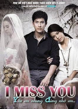 I Miss You 2012 poster
