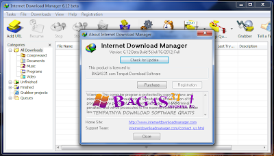 Internet Download Manager 6.12 Build 5 Full Patch 2
