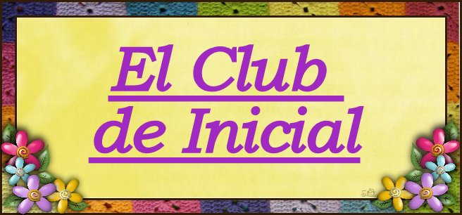 El Club de Inicial