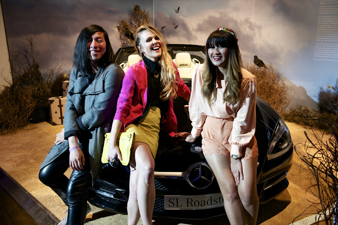 Mercedes Benz Fashion Festival Sydney 2012