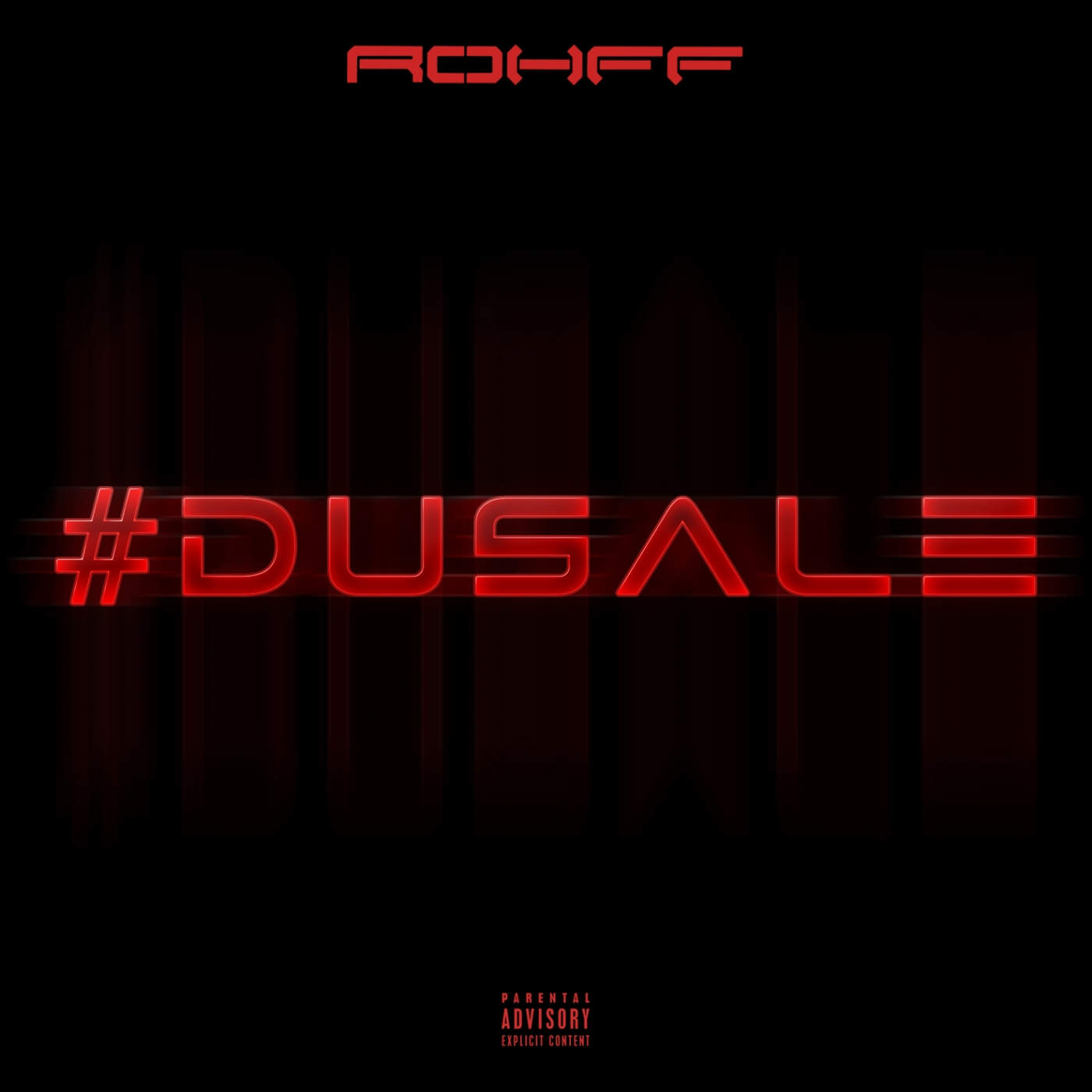 Rohff - Du sale - Single Cover
