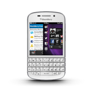Blackberry Q10 HD Via