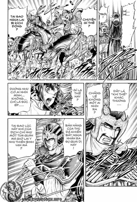 Chú Bé Rồng - Ryuuroden chap 26 - Trang 18
