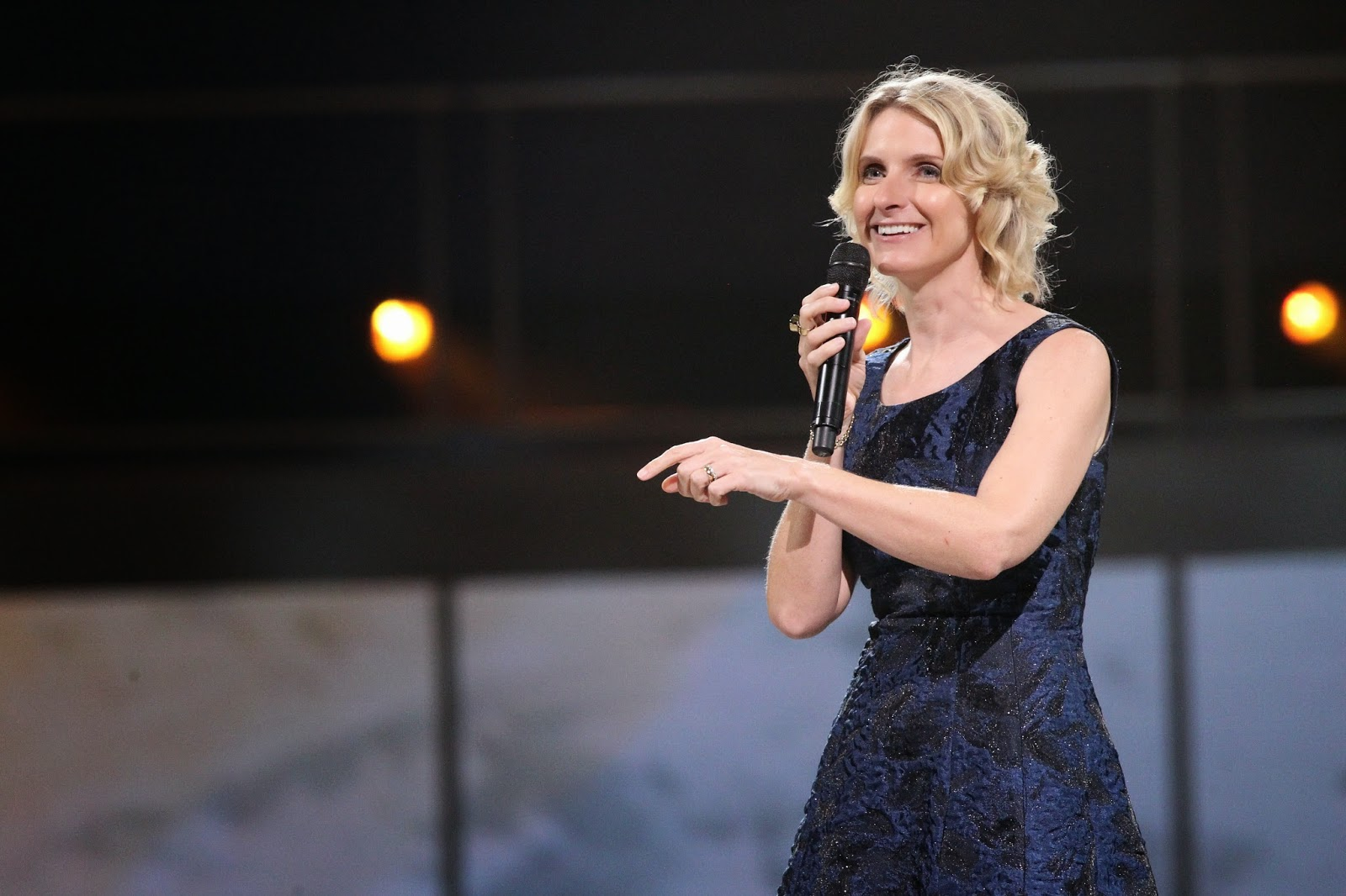 Elizabeth Gilbert- following our calling