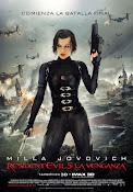 Resident Evil 5: Venganza (2012) [3GP-MP4] Online