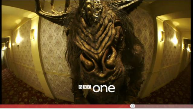 So a Minotaur walks into a hotel...
