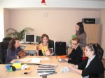 Atelier psihoeducativ - materialul integrat in activitati