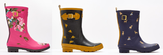 Picture of Joules Wellies Wishlist