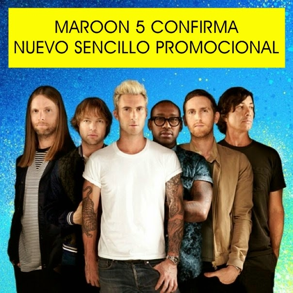 "El nuevo single promocional de Maroon 5 es ""It Always With You"""