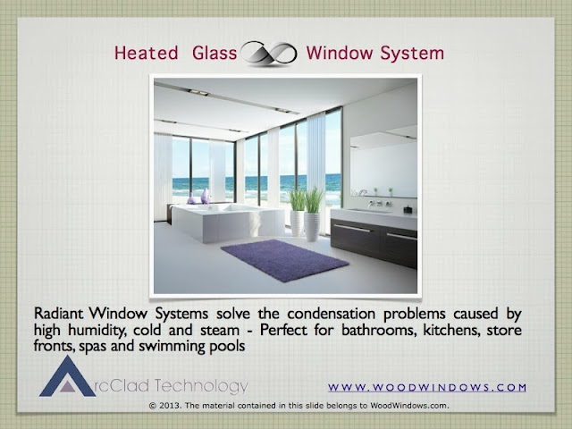 Heated Glass Window Systems