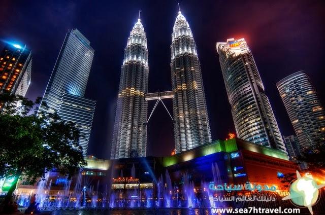 اشهر اماكن ماليزيا