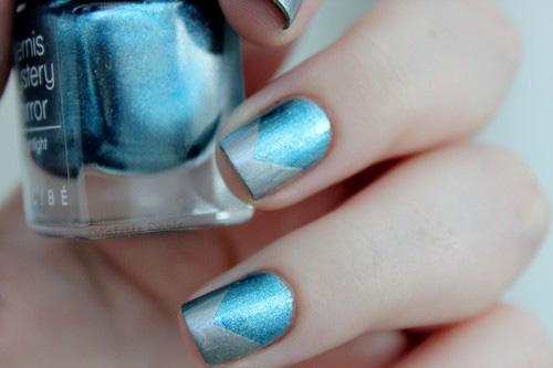 Violette dor e blog nail art beaut nocib mystery for Miroir nocibe