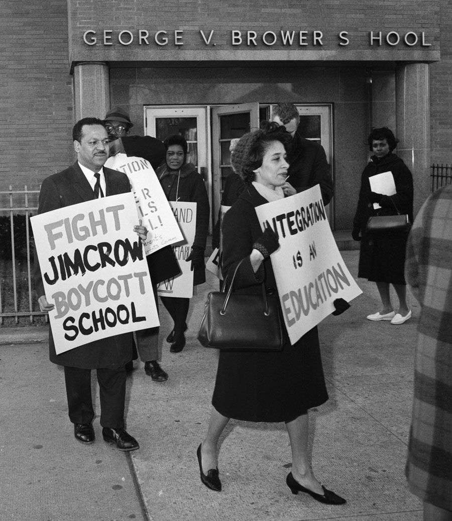 a history of the american segregation Find information on black history and the major milestones in african-american education, including the first institute established for black students, the first black law school in the united states, the end of segregation in public schools, and more.