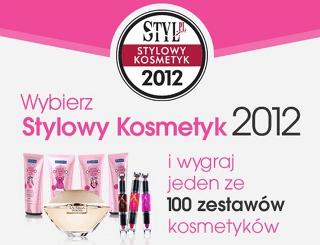 Konkurs 100 zestawów kosmetyków