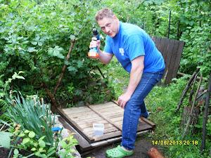 Muuttomies Tampereelta tarjoaa myös oheispalveluita sopimuksen mukaan sisälle ja puutarhaan