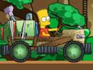 Simpsons Arabası Oyunu