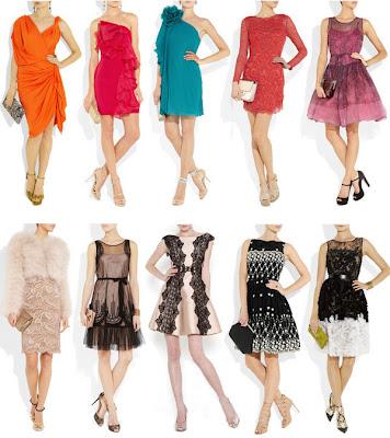 Modelos de Vestidos de Faculdade