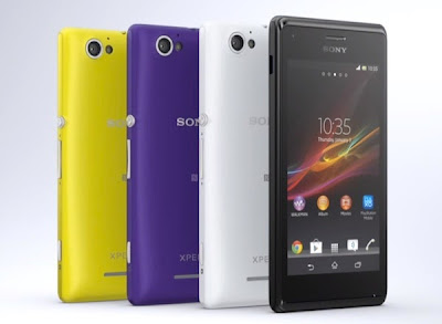 Sony Xperia M Review & System Specification_NewVijay