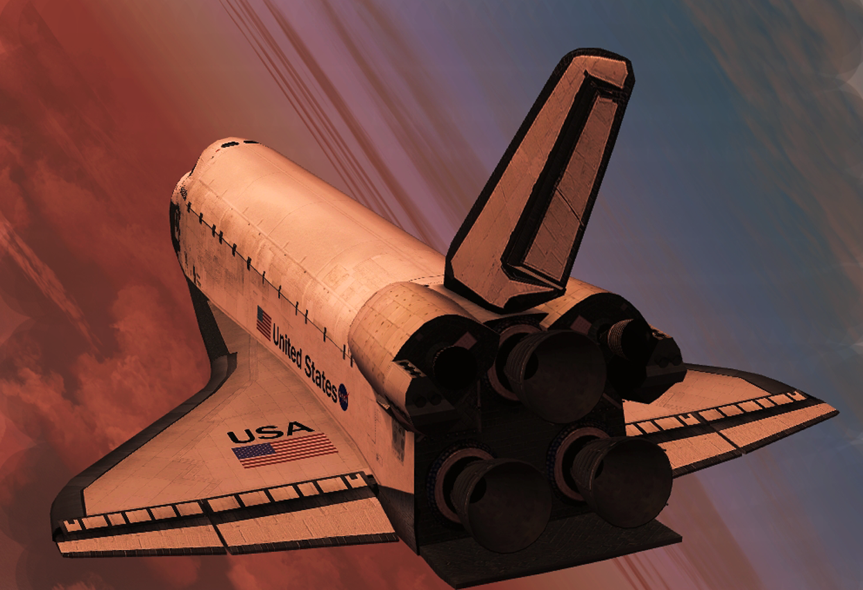 captain sim space shuttle - photo #37