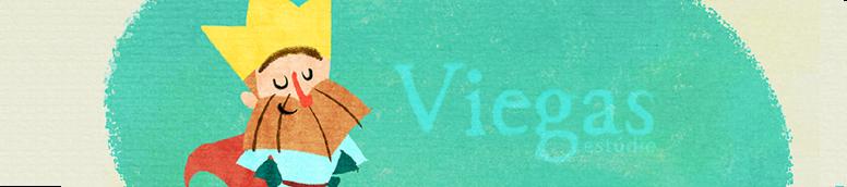 VIEGAS ESTÚDIO, programação visual, animação, ilustração