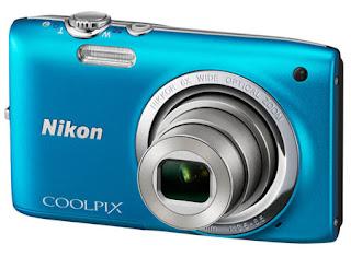 Kamera Nikon Coolpix S2700