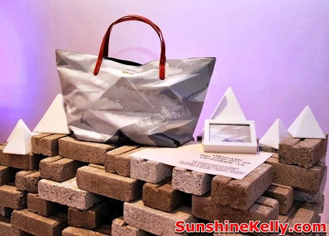 Sembonia by Spark, handbag, Sembonia, Spark, women stuff, Origami