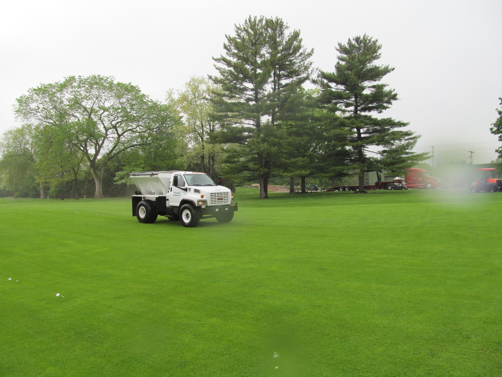 meadowbrook country club golf course maintenance course update