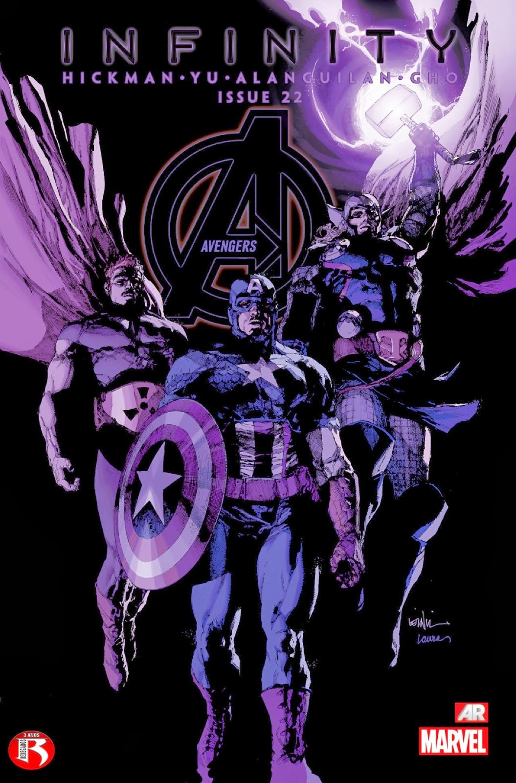 Nova Marvel! Vingadores v5 #22