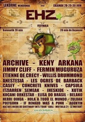 Festival Euskal Herria Zuzenean 2013