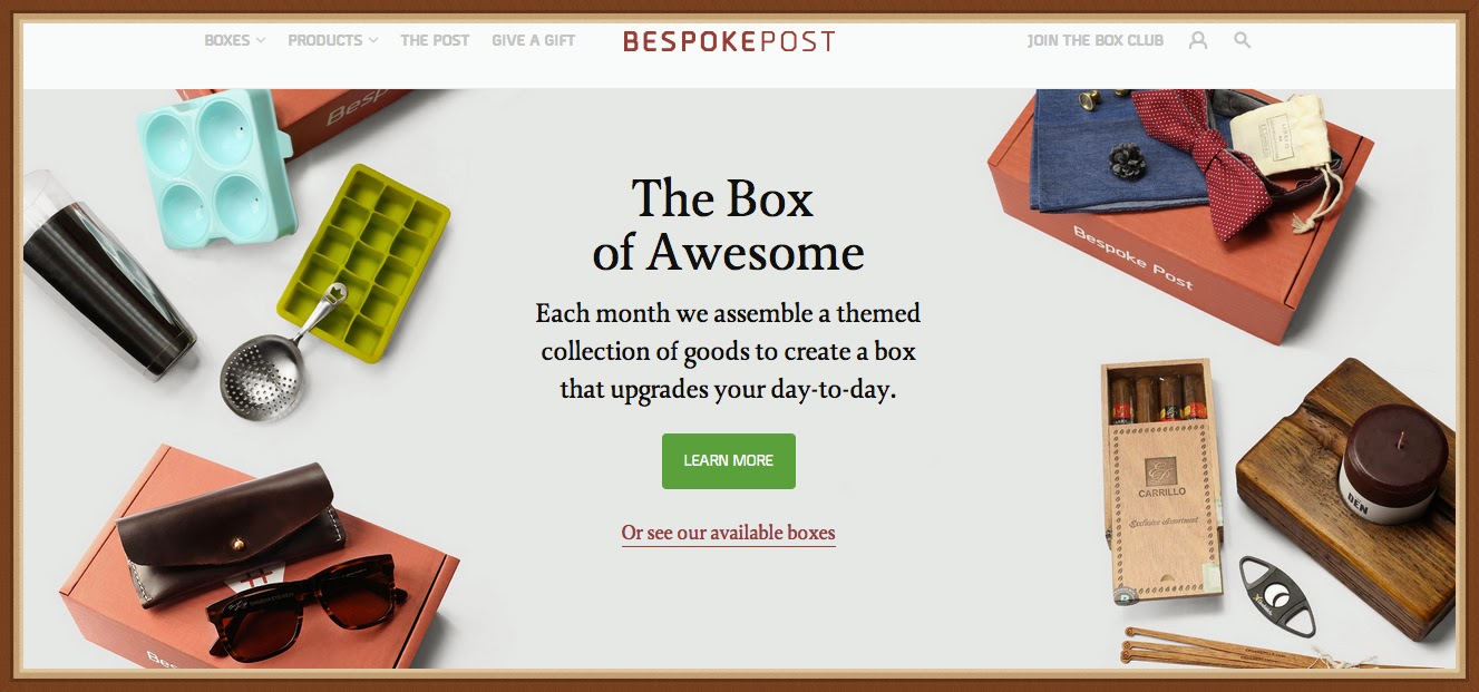 Bespoke Post Review Box of Awesome Fashion Beyond Forty