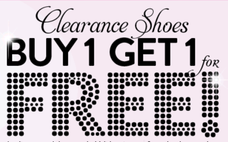 Bogo Shoe Sale Lord And Taylor