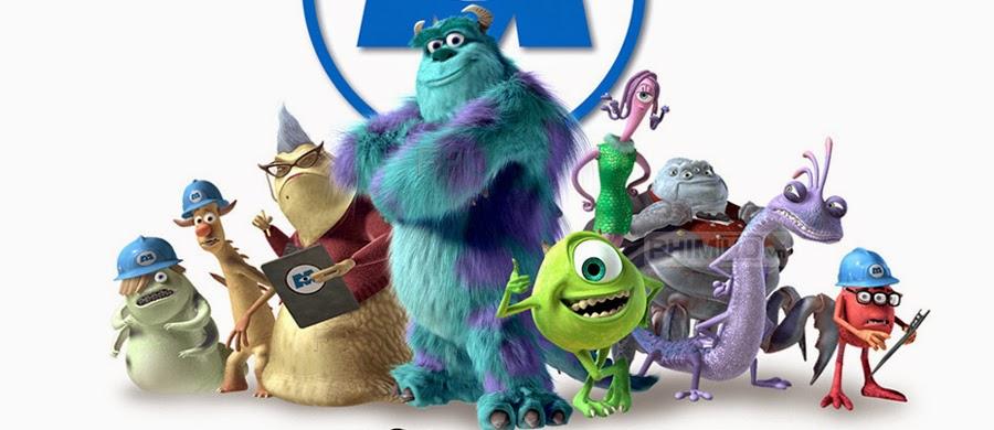Tập Đoàn Quái Vật - Monsters Inc - 2001