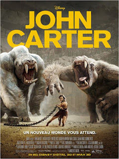 John Carter Streaming (2012)