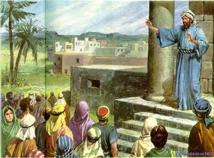 EL PROFETA JEREMIAS Y EL MINISTERIO APOLOGETICO